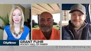 Grant Fuhr and Brett Kissel talk golf, music, and hockey - CityNews Toronto