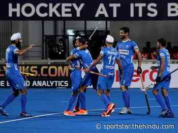 India returns to top level hockey with Argentina tie in FIH Pro League - Sportstar