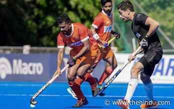 Hockey | India held by Argentina - The Hindu