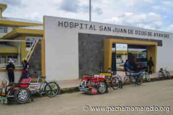Planta de oxígeno de hospital San Juan de Ayaviri no está atendiendo Covid - Pachamama radio 850 AM