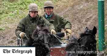 A good sport: Duke of Edinburgh excelled on the playing field and in the driver's seat - Telegraph.co.uk