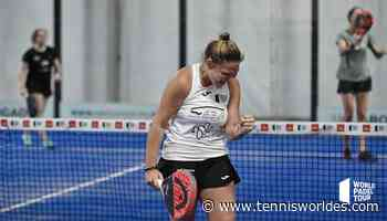 Aranzazu Osoro y Victoria Iglesias dejan buenas sensaciones en su debut en Madrid - Tennis World ES
