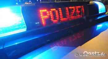 Vandale beschmiert Verkehrszeichen in Schnaittenbach - Onetz.de