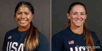 Team USA Softball Players Say It Was a 'Dream Brought Back to Life' When Sport Returned to Olympics - PEOPLE