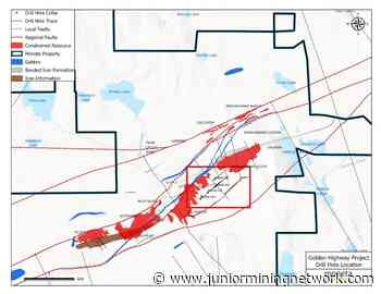 Moneta Porcupine Mines Extends Gold Mineralization at the South West & Windjammer South Deposits at Golden Highway - Junior Mining Network