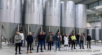 A Sucy-en-Brie, Gallia emménage grâce à Heineken dans la plus grosse brasserie d'Ile-de-France - L'Usine Nouvelle
