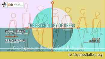 5.3 DIALOGUES ON THE ART OF ARAB FASHION: THE PSYCHOLOGY OF DRESS - The Media Line