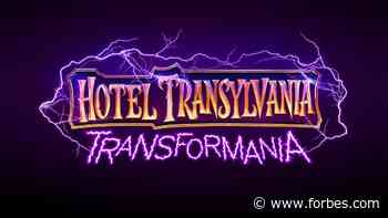 Box Office: How 'Hotel Transylvania' Became One Of Hollywood's Leggiest Franchises - Forbes