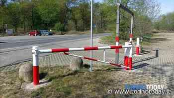 Arrivano le sbarre antiprostituzione al parco di Stupinigi, entreranno in funzione presto - TorinoToday