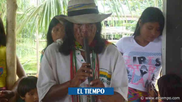 Asesinaron a reconocido chamán en Dabeiba, Antioquia - ElTiempo.com