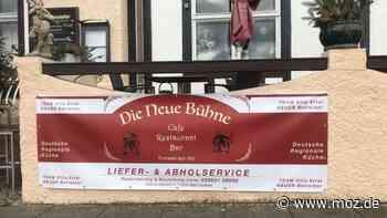 """Bahnhofshotel: """"Die Bühne Bad Saarow"""" ist jetzt eine geschützte Marke - moz.de"""