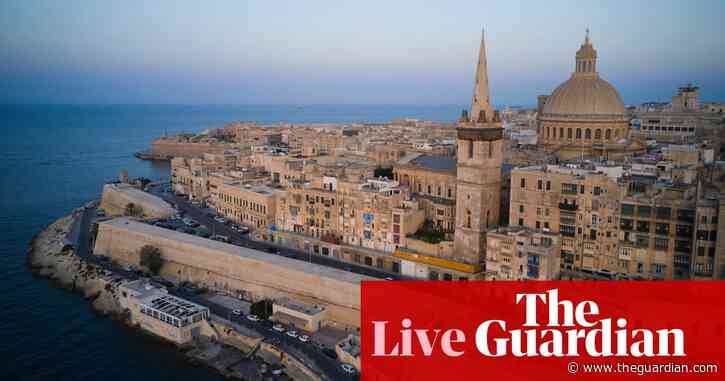 Coronavirus live: Malta offers tourists up to €200; EMA reviewing vaccines – as it happened