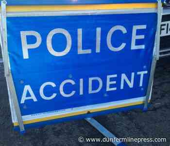 High Valleyfield: Police seek to trace driver after one-car crash - Dunfermline Press