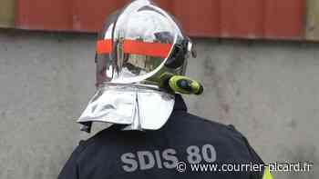 Accident à Villers-Bretonneux: le pronostic vital d'un motard engagé - Courrier Picard