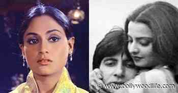 Trending Entertainment News Today — When Jaya Bachchan REACTED on Amitabh Bachchan and Rekha's alleged affair - Bollywood Life