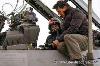 'Top Gun' sequel delayed in summer movie setback for theaters - Devdiscourse