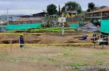 Alcaldesa de Salento alerta y cuestiona demoras en la construcción del Liceo Quindío - El Quindiano S.A.S.