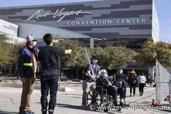 Las Vegas COVID-19 vaccine site expanding hours