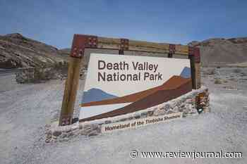 Arizona camper dies, wife rescued in Death Valley National Park