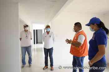 Entregan nueva sede de la ESE Centro de Salud Zapayán en Comodato - Opinion Caribe