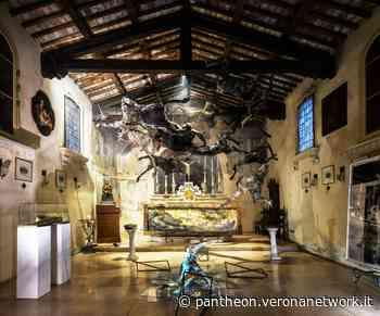 Ecce homo, un percorso di contemplazione originale a Villafranca - Pantheon Verona Network