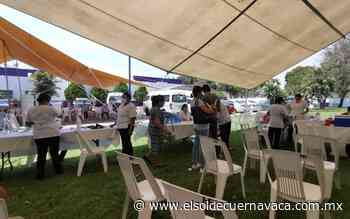Se lleva a cabo la segunda jornada de vacunación en Tepalcingo y Jonacatepec - El Sol de Cuernavaca