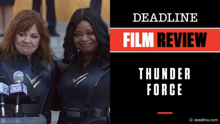 'Thunder Force' Review: Melissa McCarthy & Octavia Spencer Have Fun, But Jason Bateman Steals Thin Comic Book Farce - Deadline