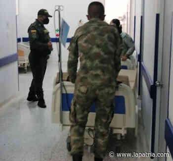 14 soldados se intoxicaron en área rural de Puerto Salgar (Cundinamarca) - La Patria.com