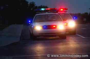 'Unwanted person' call leads to arrest of Englehart resident - TimminsToday