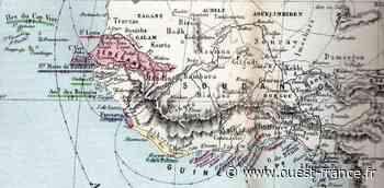 Les monts de Kong, ce massif africain imaginaire cartographié pendant près d'un siècle - Edition du soir Ouest-France - 09/04/2021 - Ouest-France