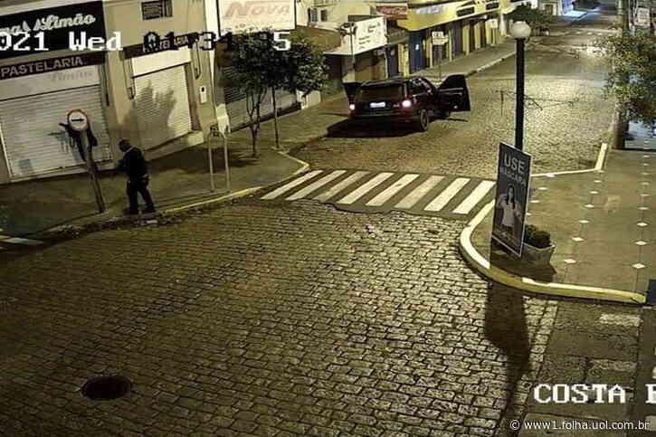 Mococa é a 30ª cidade de SP alvo de criminosos do 'novo cangaço' desde 2018 - Folha de S.Paulo