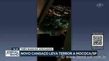 Novo Cangaço leva terror a Mococa/SP - Band Jornalismo