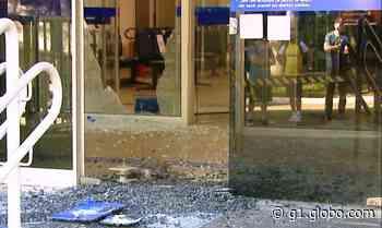 Moradores de Mococa relatam desespero em noite de ataques a 3 bancos: 'ficamos deitados no chão' - G1