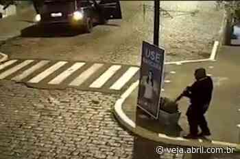 Tiros, bombas e pânico no WhatsApp: uma madrugada de terror em Mococa - VEJA