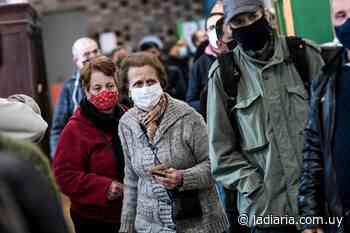 Coronavirus: Uruguay rompe récord diario de fallecidos y casos activos - la diaria