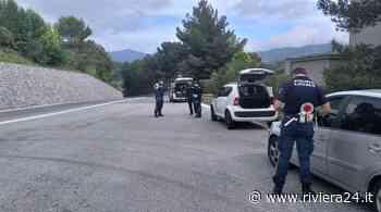 Liguria blindata per Pasqua, a Diano Marina scattano i controlli della polizia municipale - Riviera24