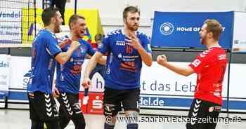 Die Zweitliga-Volleyballer des TV Bliesen spielen gegen Kriftel - Saarbrücker Zeitung