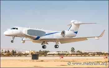 Oron: Israel Gets New Sophisticated Spy Plane - Middle East Forum