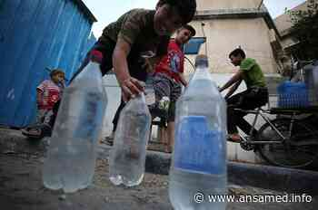 Gaza: provision of desalinated water increased - General news - ANSAMed - ANSAmed