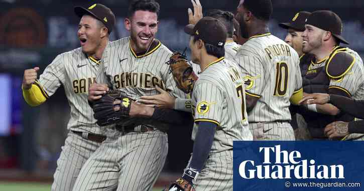 Joe Musgrove tosses first no-hitter in San Diego Padres' 53-year history
