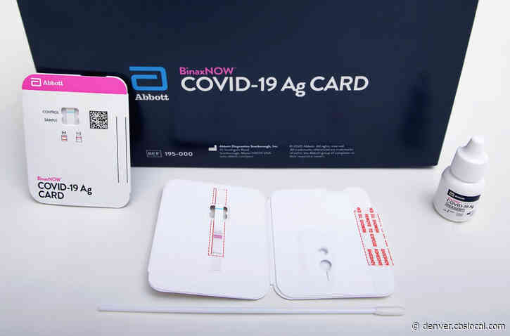 State Expands Program Offering Free At-Home COVID Rapid Tests