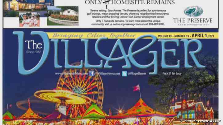 Greenwood Village Residents, Asian American Community Outraged At Satirical Article Published In 'the Village'