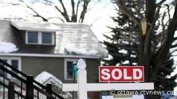 Ottawa home prices up 35 per cent in March as hot housing market continues - CTV News Ottawa
