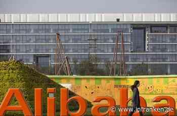 Milliardenstrafe gegen Alibaba wegen Wettbewerbsverstoß