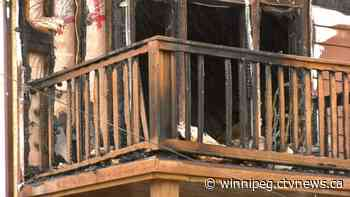 Residents evacuated after early morning condo fire in Niverville - CTV News Winnipeg