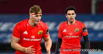 Munster Rugby name starting XV for Scarlets PRO14 clash - Limerick Leader