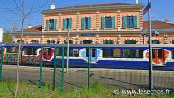 Yvelines : le pôle gare de Saint-Germain-en-Laye veut faire peau neuve - Les Échos