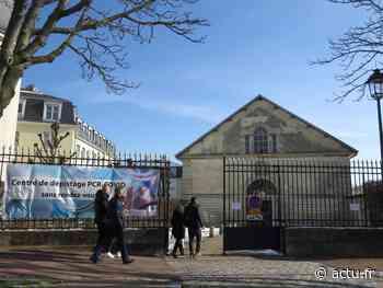Yvelines. Saint-Germain-en-Laye : près de 5 000 tests PCR réalisés par semaine au Manège royal - actu.fr