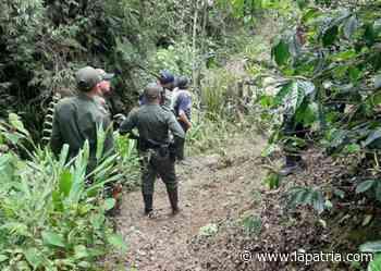 En Marquetalia rescatan el cadáver de un agricultor - La Patria.com