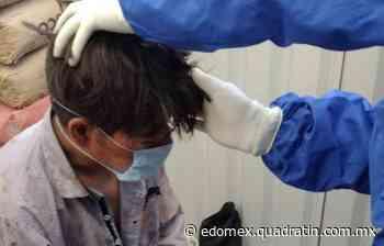 Recibe velador golpiza en robo en Ocoyoacac - Quadratín Michoacán